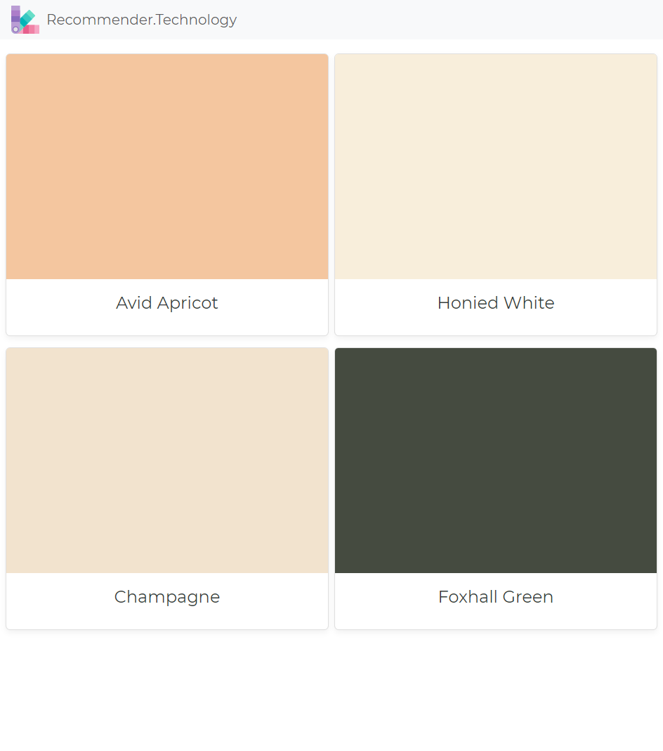 Avid Apricot Honied White Champagne Foxhall Green Green
