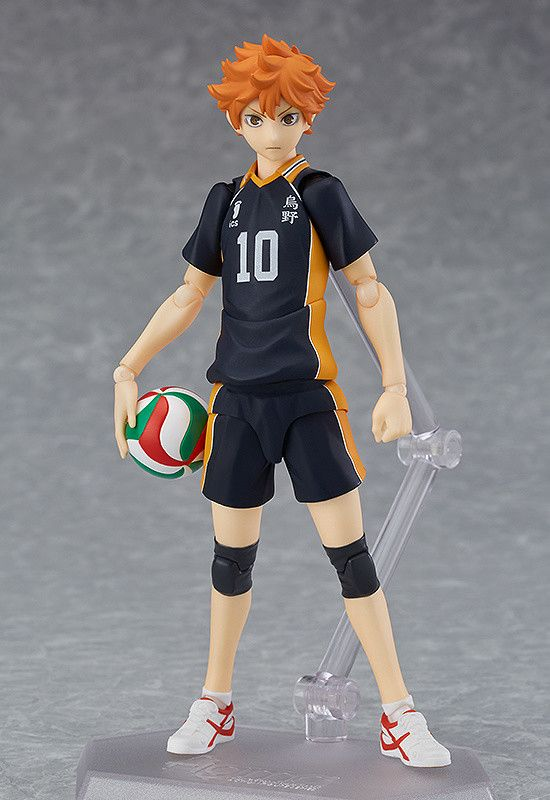 A Figma Of The Ultimate Decoy From Karasuno High School S Volleyball Team From The Popular Anime A In 2020 Anime Figures Anime Figurines My Hero Academia Merchandise