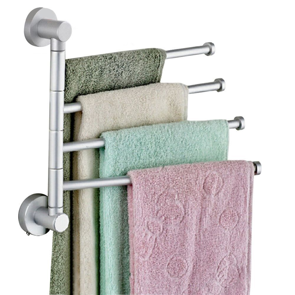 Buy Rotating Stainless Steel Towel Rack at Goodlife Discount for ...