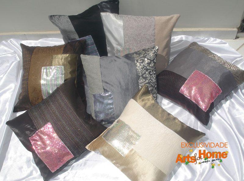 almofadas fashion