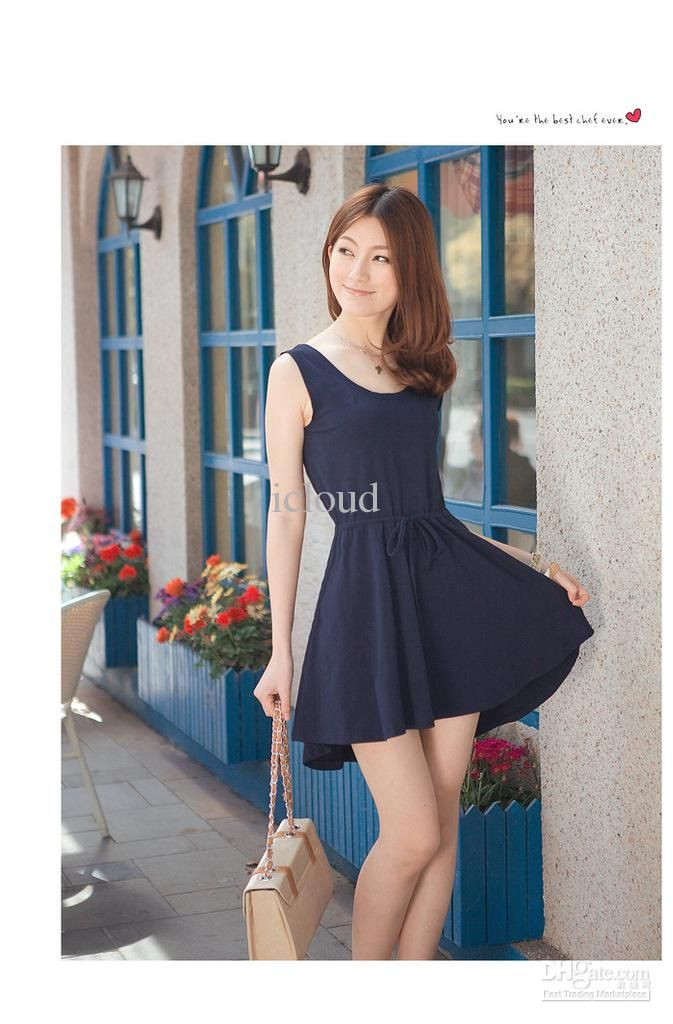 Collection Cute Summer Dresses For Women Pictures - Reikian