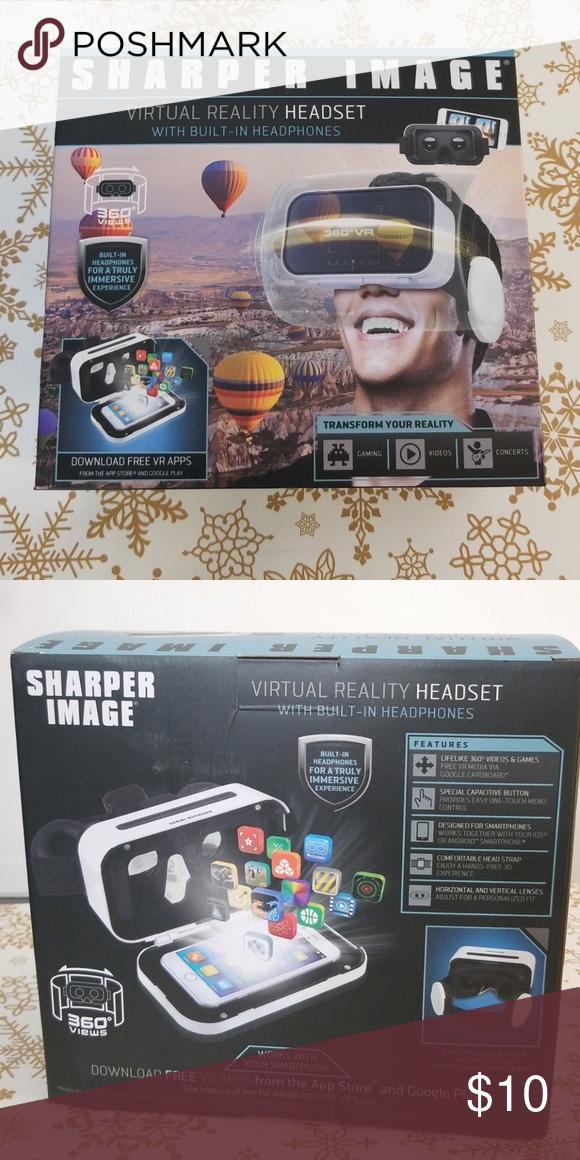 100+ EPIC Best Sharper Image Virtual Reality Headset | Decor
