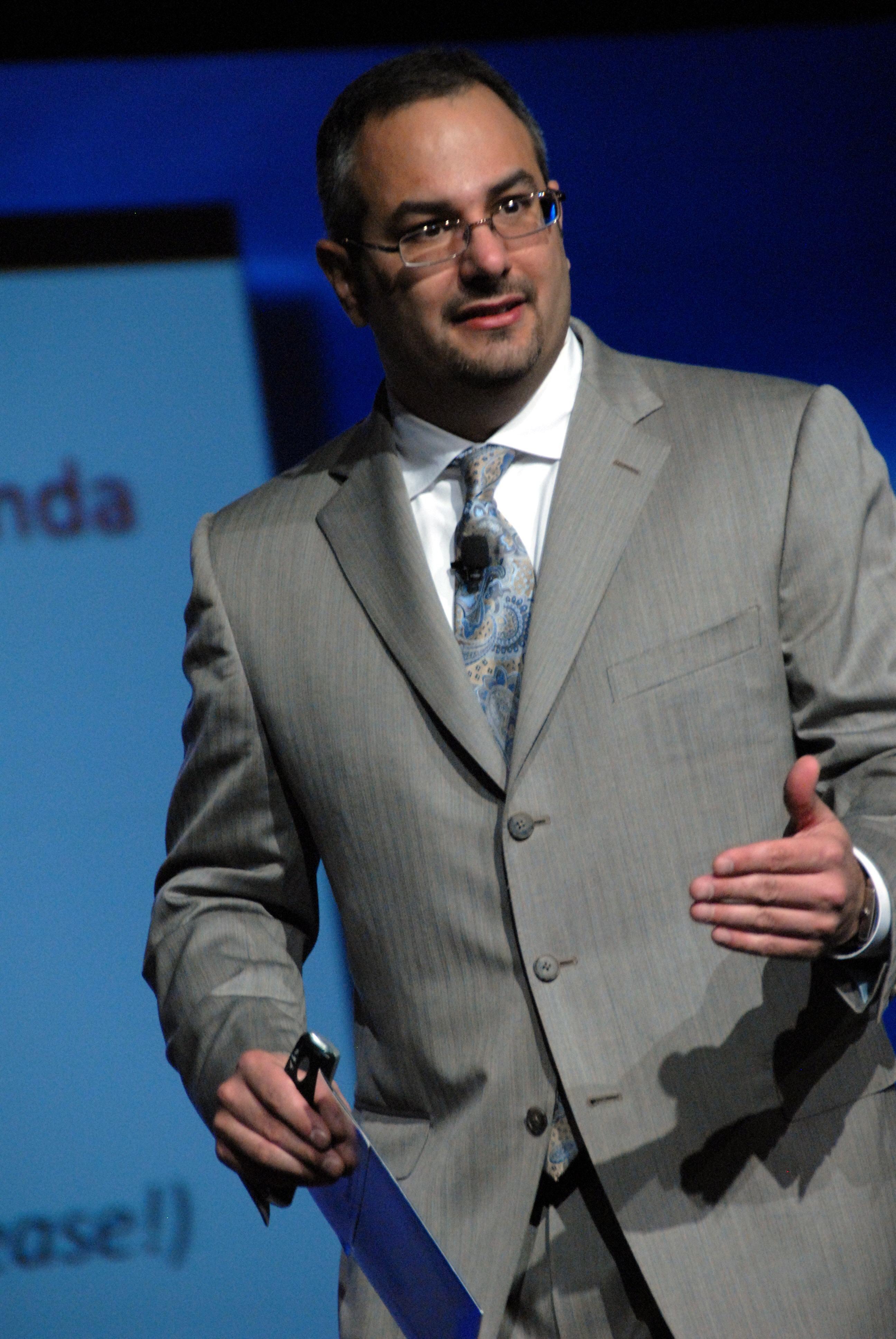 Matthew Ferrara of MF Company