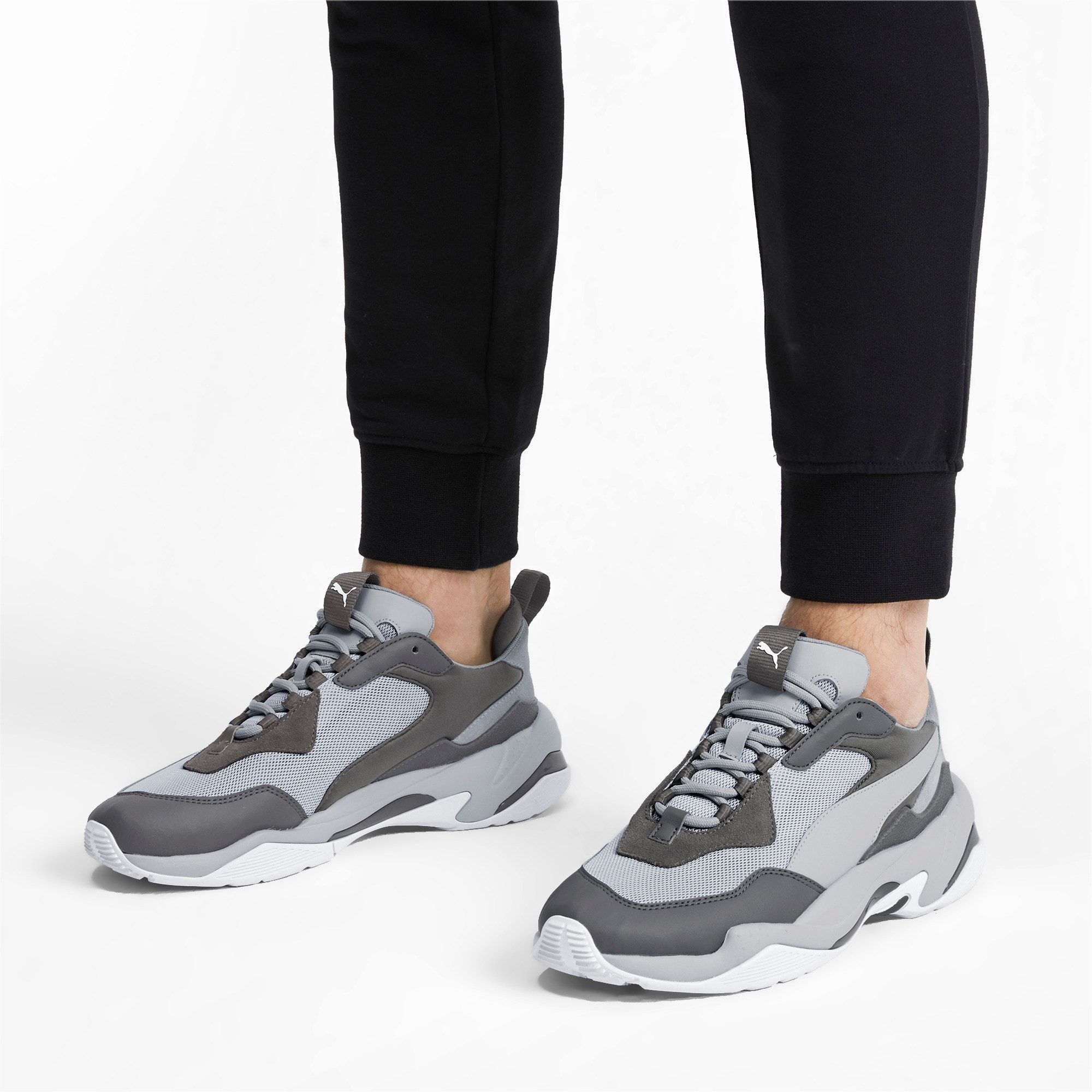 Thunder Fashion 2.0 Trainers | High Rise-CASTLEROCK | PUMA Thunder Collection | PUMA United Kingdom -  Men's PUMA Thunder Fashion 2.0 Trainers in Grey size 10.5  - #90sRunwayFashion #collection #Fashion #high #KINGDOM #Puma #RiseCASTLEROCK #RunwayFashion2020 #RunwayFashionaesthetic #RunwayFashionchanel #RunwayFashioncrazy #RunwayFashiondior #RunwayFashiondresses #RunwayFashionvogue #RunwayFashionwomen #Thunder #Trainers #United