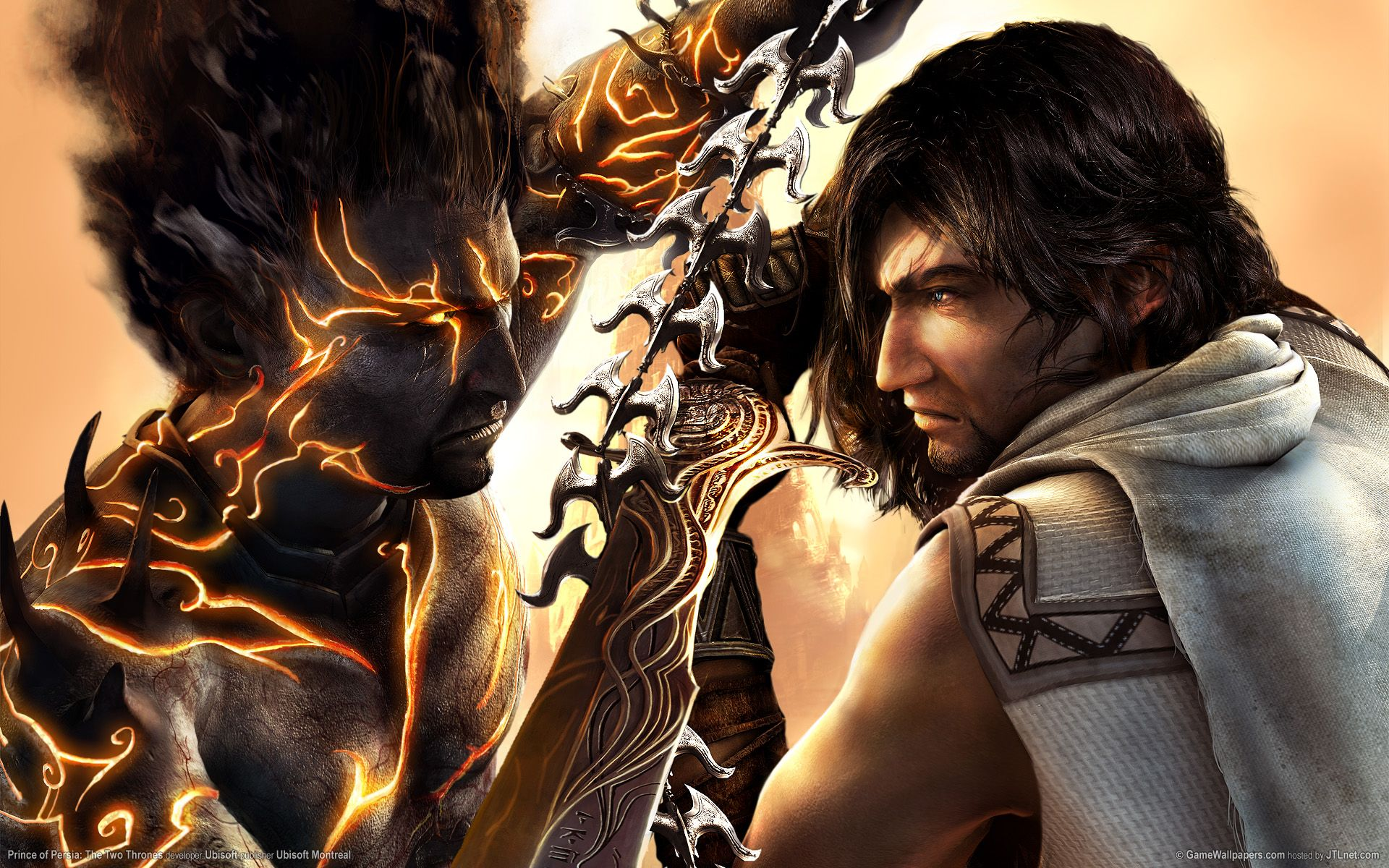 Download Prince of Persia The Two Thrones PC Game Torrent