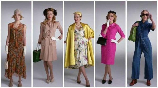 100 anos de moda em dois minutos