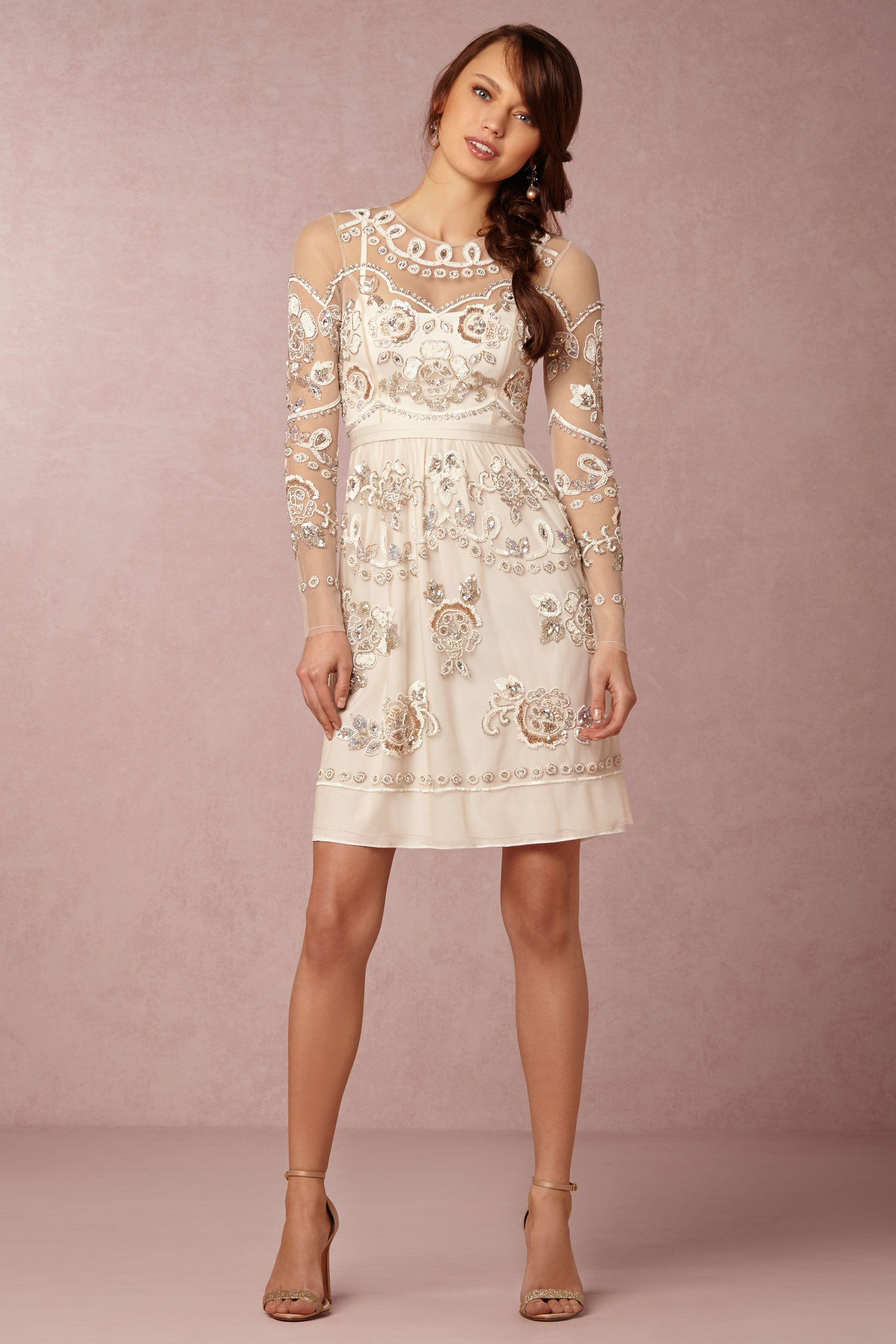Garden Scatter Dress from @BHLDN #BHLDNwishes | Your BHLDN Wishes ...