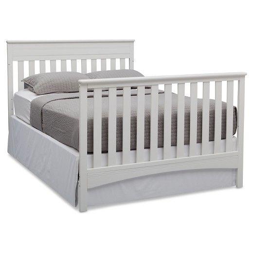 Delta Children Fabio 4 In 1 Standard Full Sized Crib Target Cribs Delta Children Convertible Crib