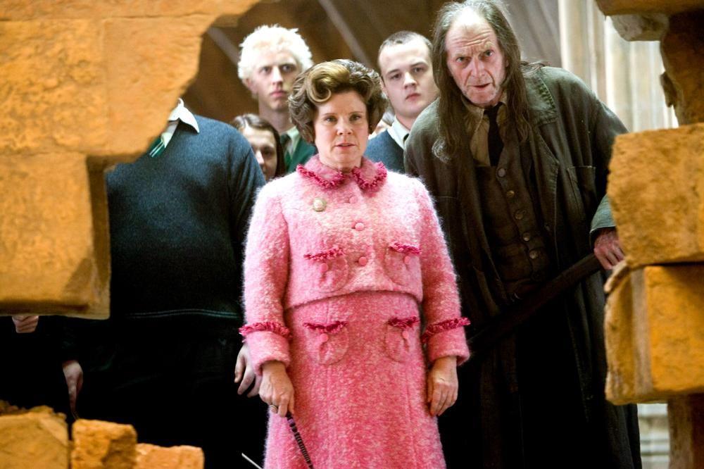 Harry Potter And The Order Of The Phoenix Imelda Staunton Dolores Umbridge Harry