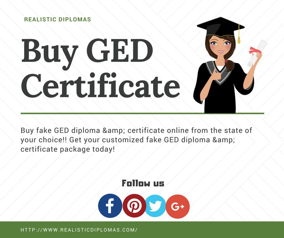 Looking For A Fake Certificate Buy Ged Certificate Online