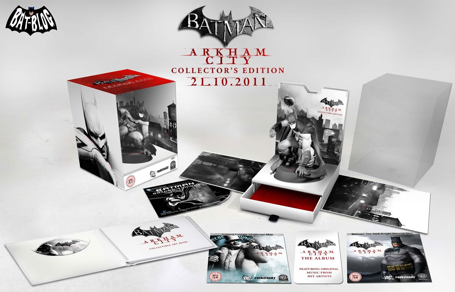 Batman Arkham City Collector Edition Collector S Editions
