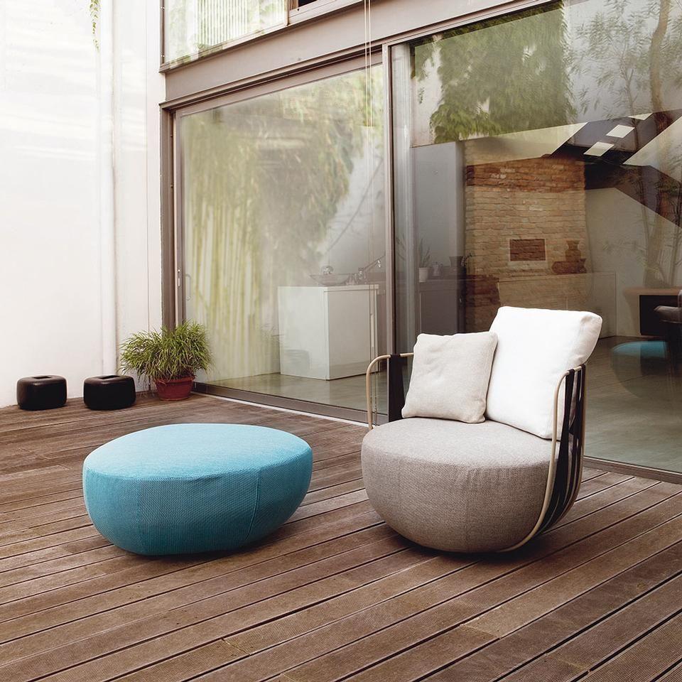 Poltrona Miami Swan.Miami Outdoor Brand Swan Italia Designed By Francesco