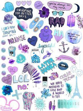 Unicorns Collage Buscar Con Google Pekne Veci Tumblr Stickers