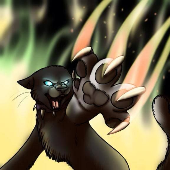 Warriors Cats Into The Wild Movie: Scourge - Warrior Cats