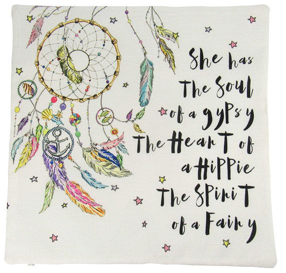 Dream Catcher  She has the Soul of a Gypsy the Heart of a