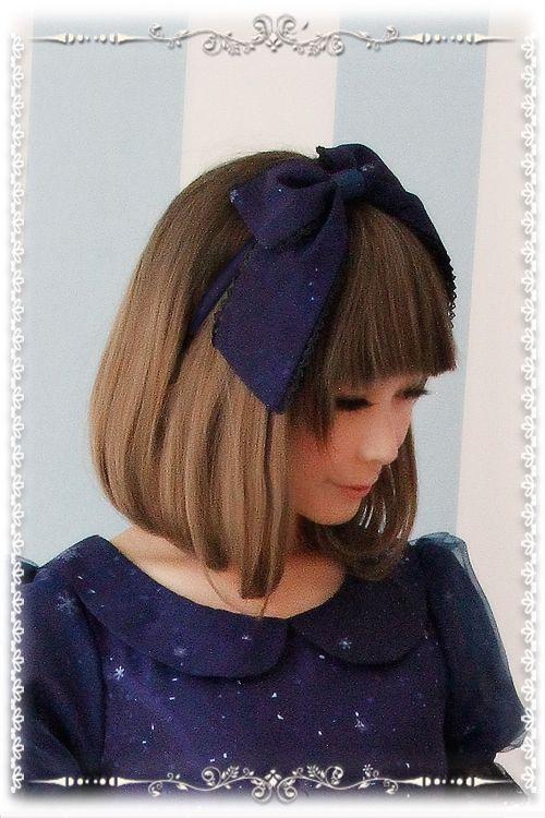 Infanta Frozen World Lolita Headbow