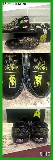 Nightmare before Christmas vans  New NIB Nightmare before Christma  Nightmare before Christmas vans  New NIB Nightmare before Christma