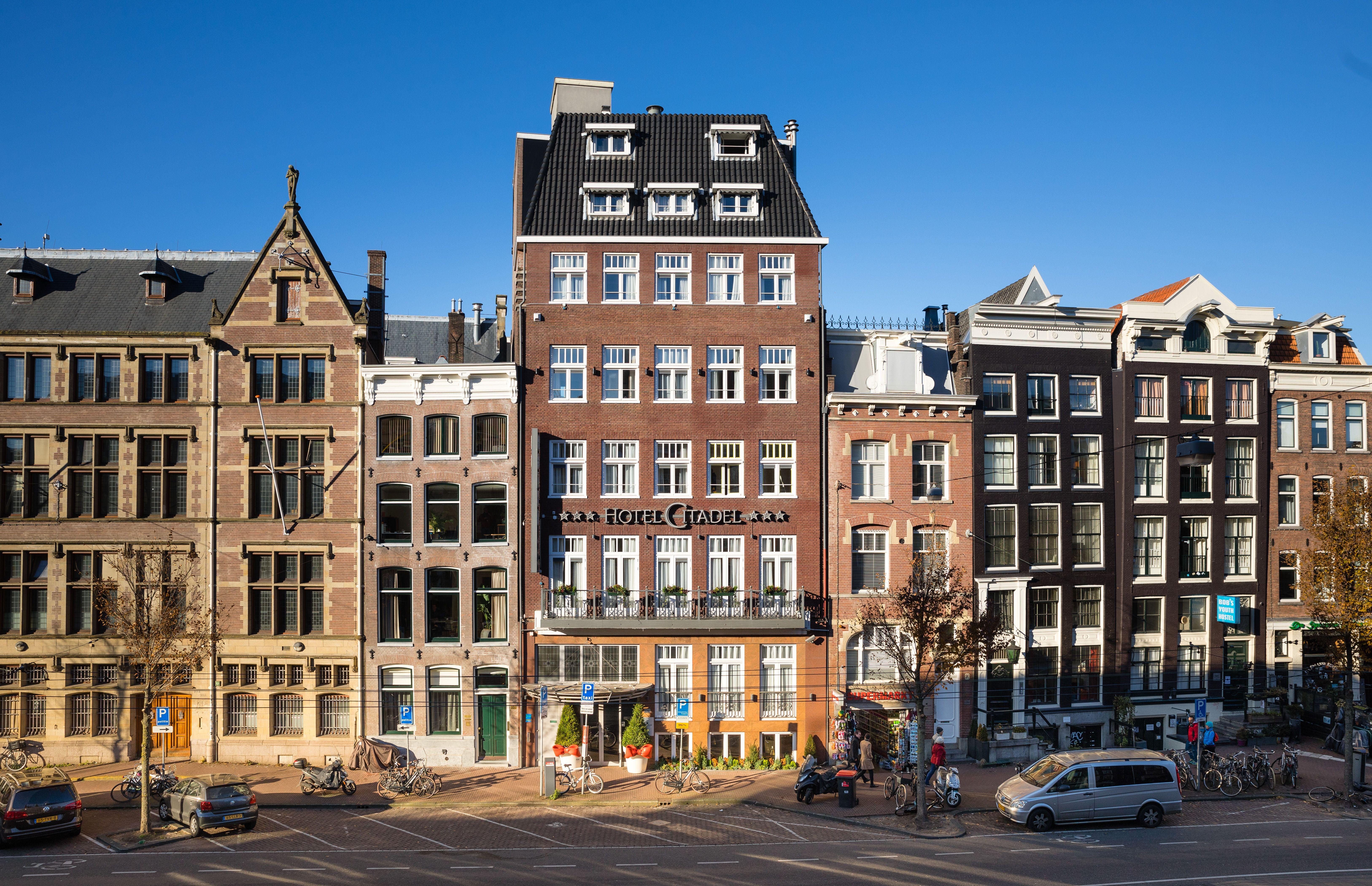 Hotel Citadel, Amsterdam, City Centre. Nice Hotel