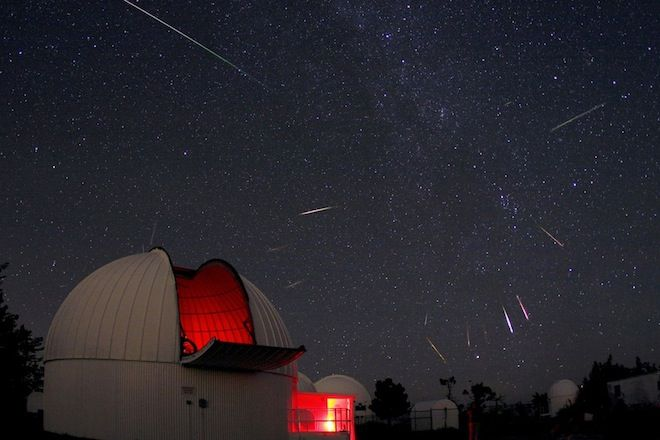 Wired Space Photo of the Day: Perseids Coming At Ya | Astronomy ...