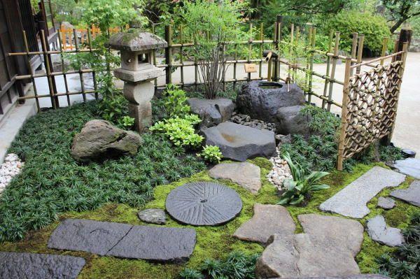 Koshikake Google Kereses Small Japanese Gardens Pinterest