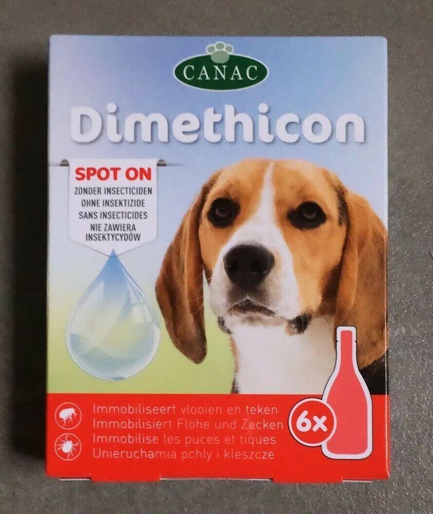 6 X Flohmittel Fur Hunde Hund Tier Gegen Zecken Flohe Spot On Neu Ovp Ebay Zecken Tiere Und Hunde