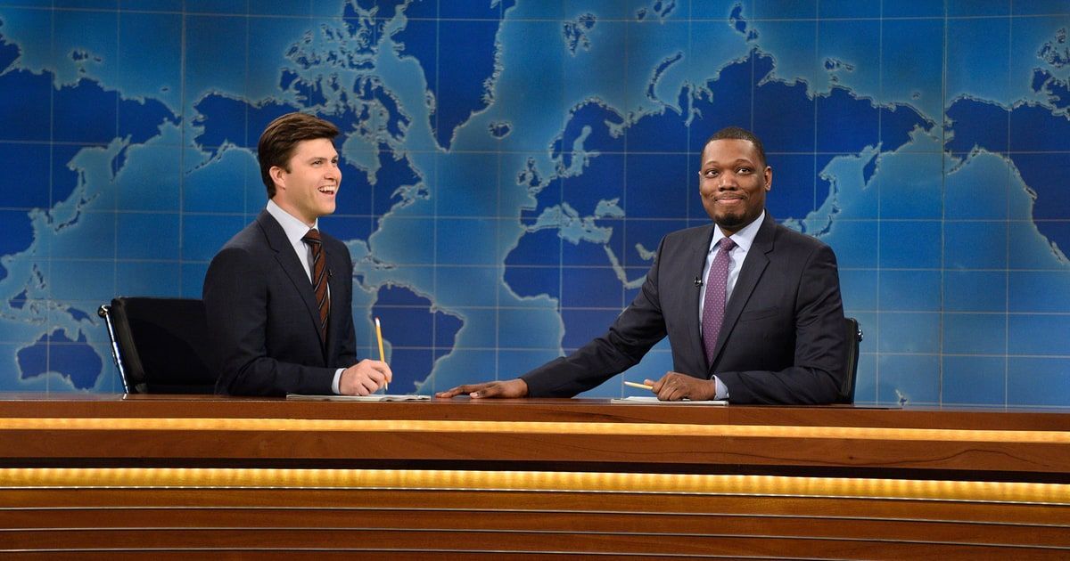 Colin Jost And Michael Che 25 Things You Don T Know About Us Michael Che Snl Weekend Update Comedians