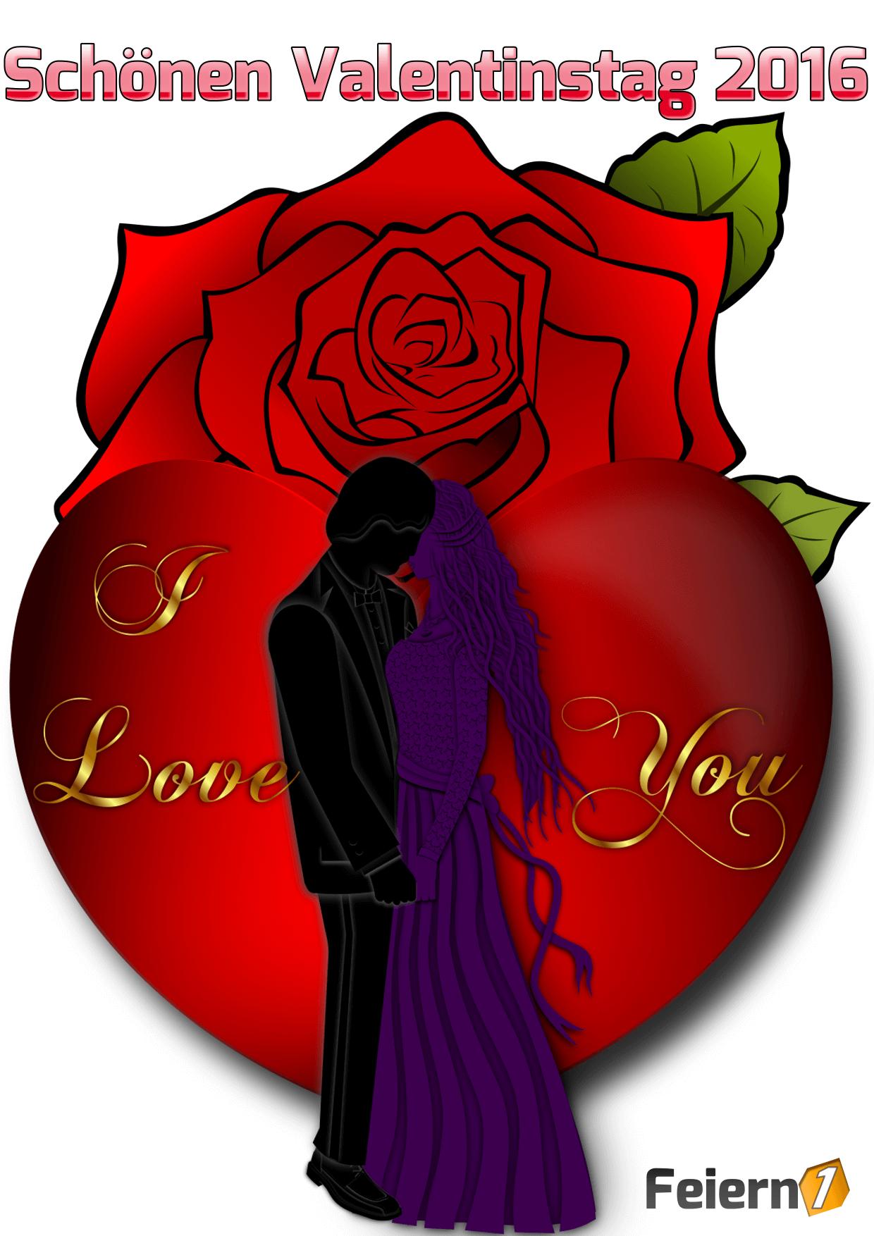 Schönen Valentinstag 2016!!!
