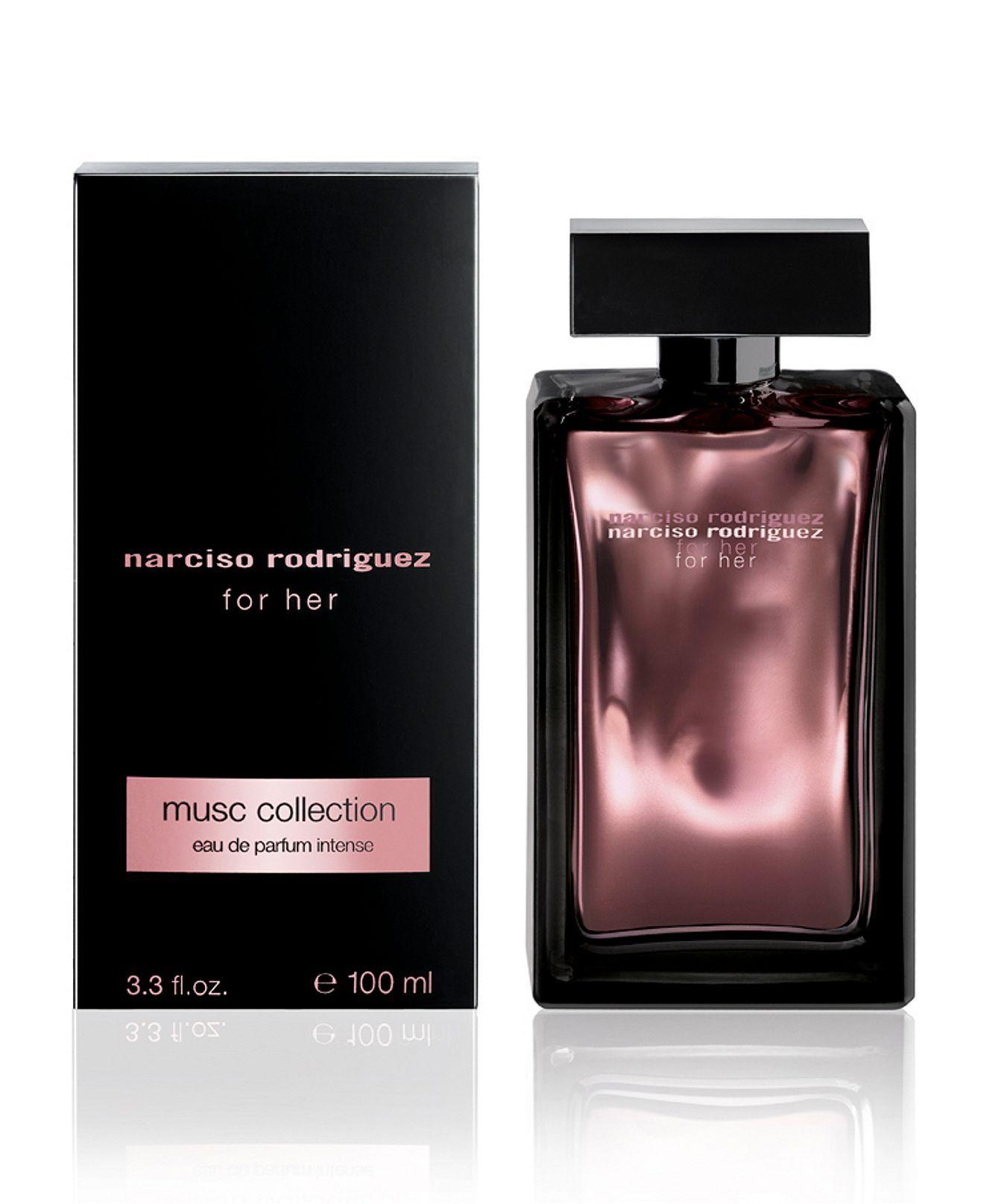 Narciso Rodriguez Musc Collection Eau de Parfum Intense, 3.3