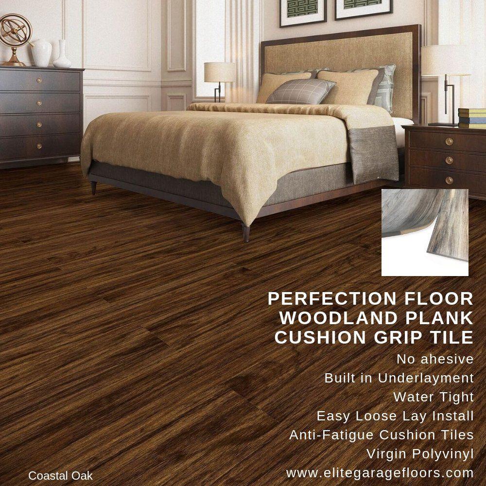 Coastal Oak. Easy do it yourself vinyl plank wood look