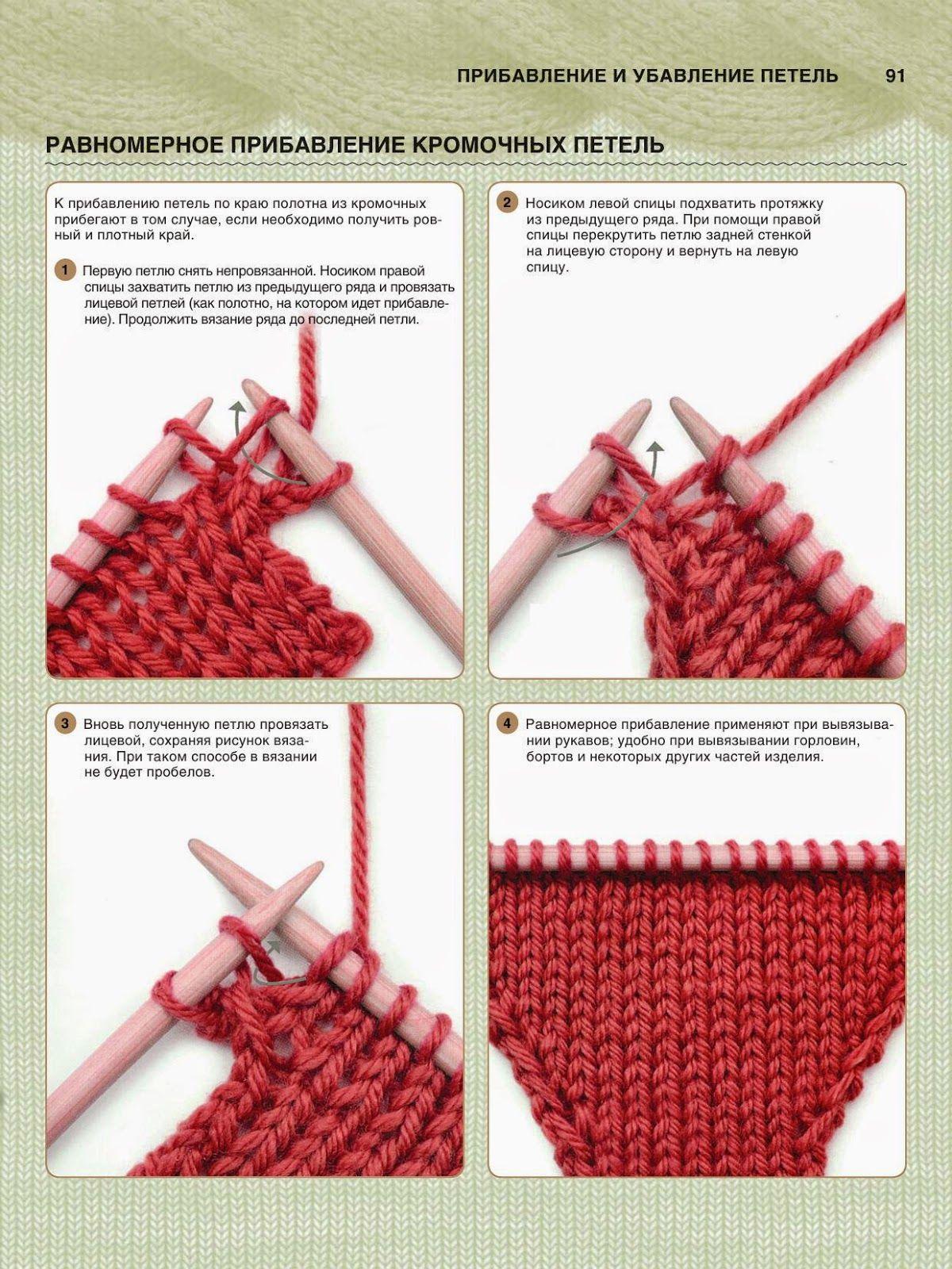 важные моменты уроков вязания спицами 2 вязание вязание ручное