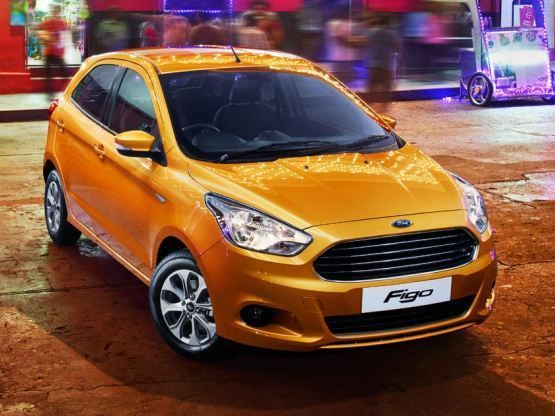 New Ford Figo Launched At Inr 4 29 Lacs In India Ford Diesel