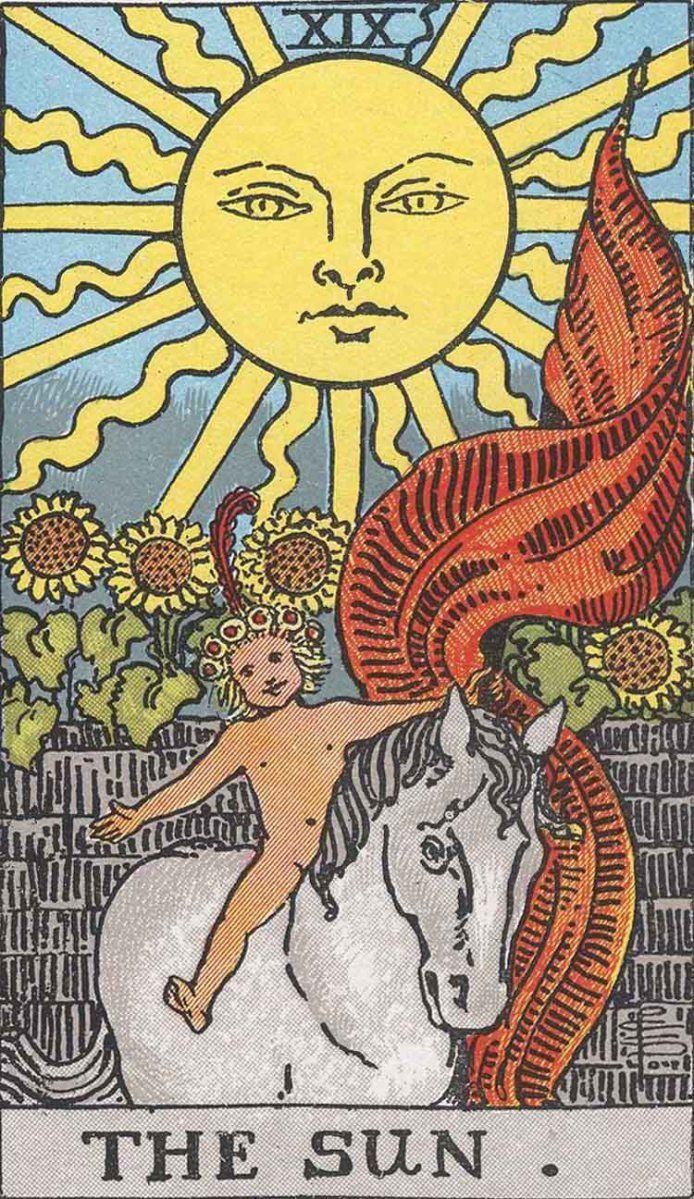 Rare summer solstice full moon Tarot reading