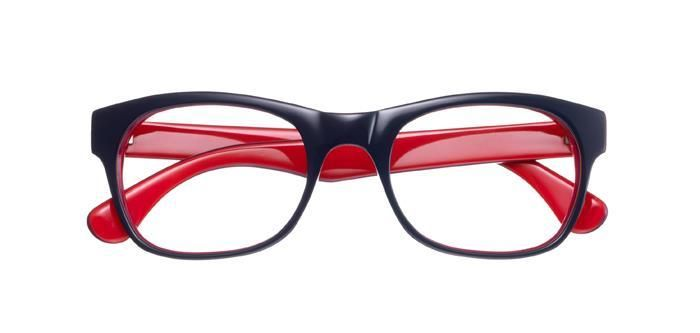 Dover Street by JK London - Navy/red