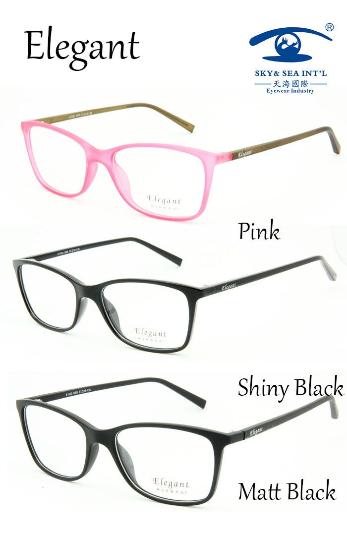 Click to Buy << TR90 Memory Prescription Glasses for Woman monturas ...