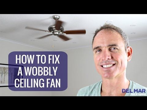 How to balance a wobbly or noisy ceiling fan two easy ways how to balance a wobbly or noisy ceiling fan two easy ways delmarfans aloadofball Choice Image