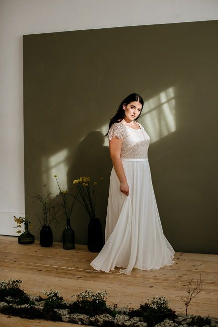 Julia Therese Luise Curve Collection Boho Look Vintage