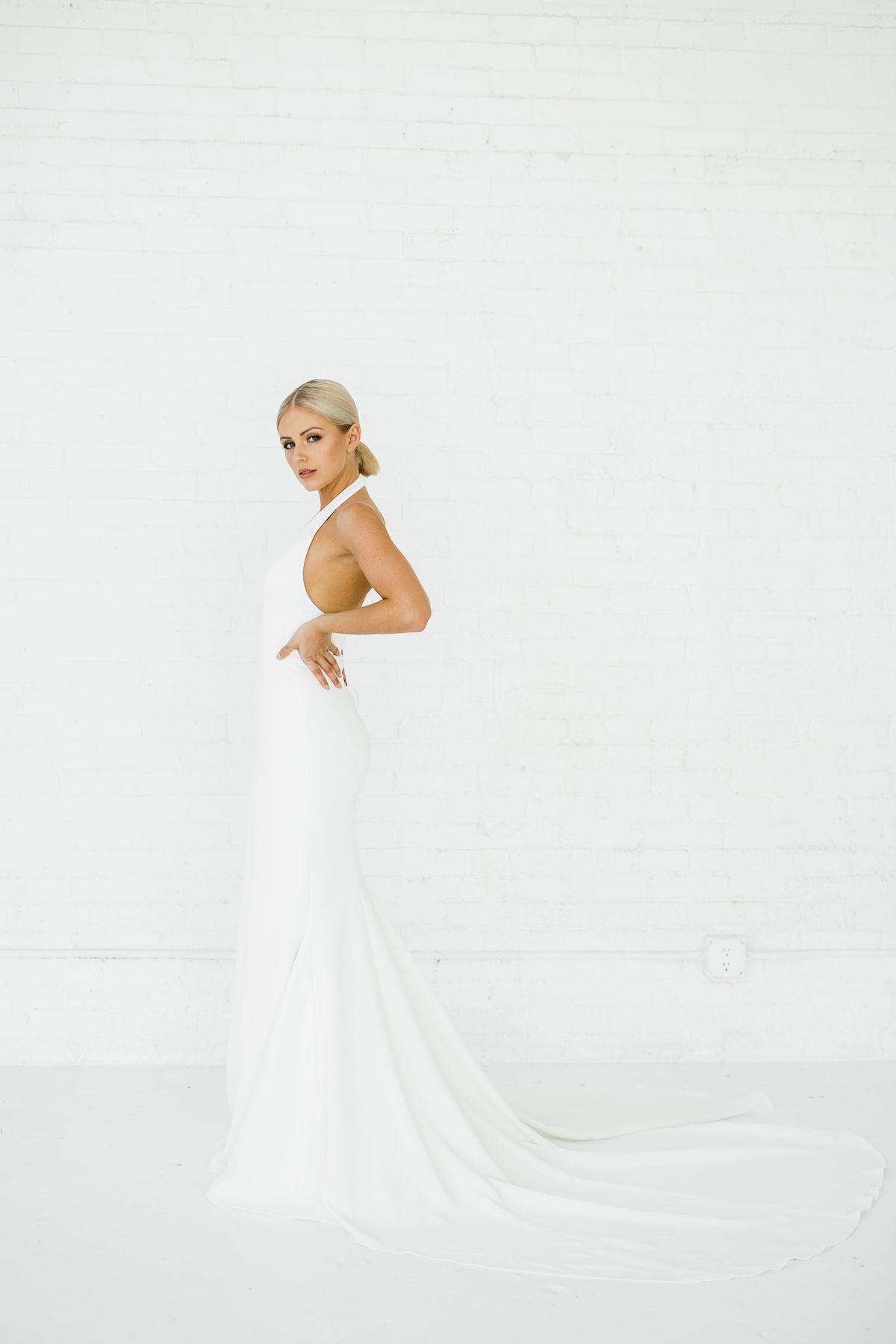 Kayte Alyssa Kristin Chicago Wedding Dress Designer Agnes