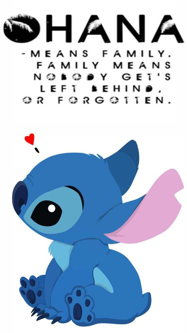 Awesome Cute Stitch iPhone Wallpapers - WallpaperAccess