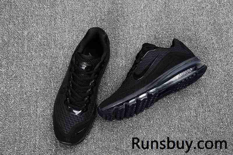 hot sale online 3430d 78c5b New Coming Nike Air Max 2017 8 KPU Cool Black Men
