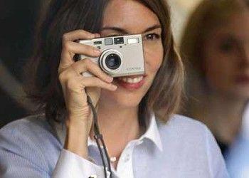 Contax T3 Camera Sofia Coppola S Favorites I Want To Be A Coppola Sofia Coppola Girls With Cameras Sofia