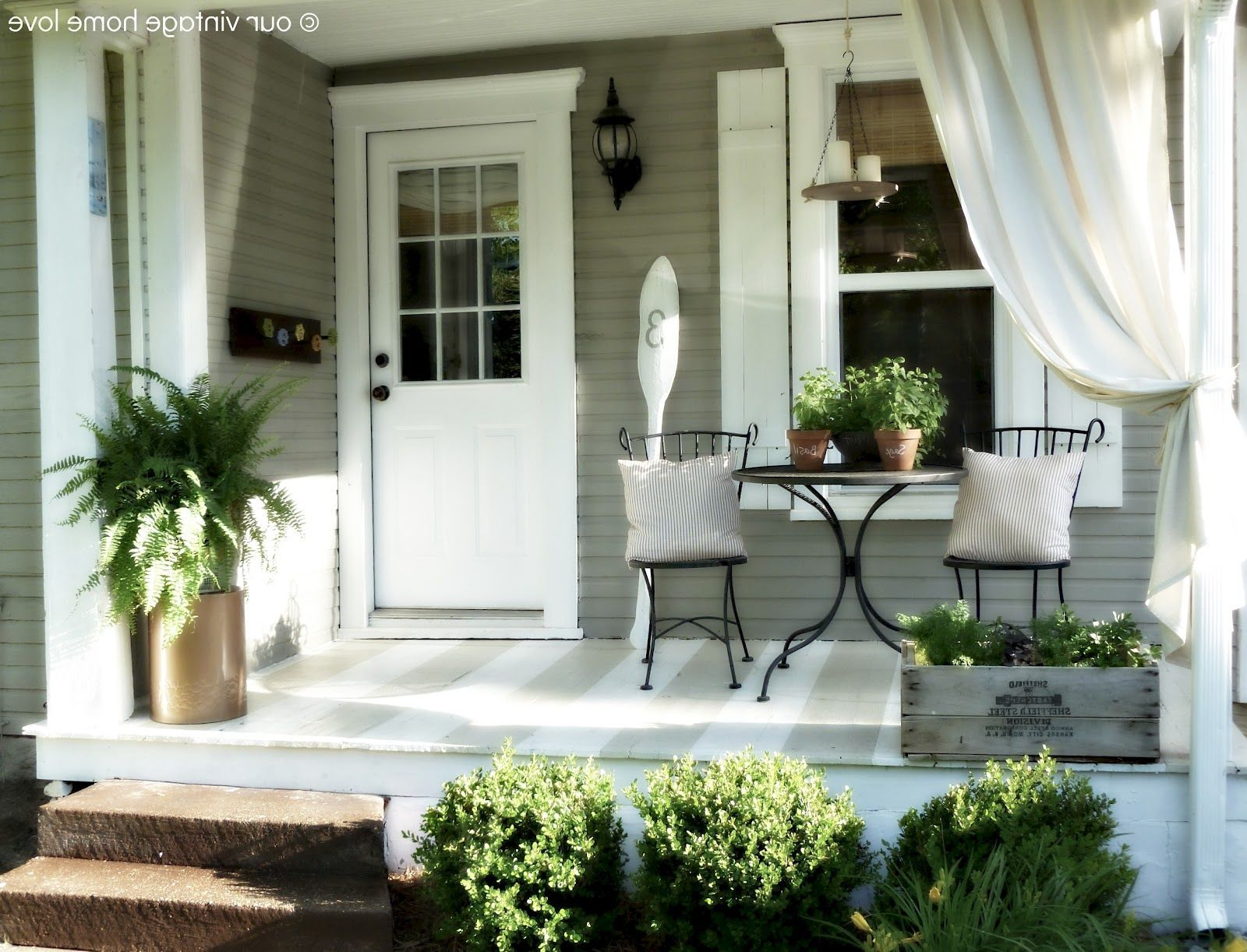 Pretty Spring Front Porch Decorating Ideas Southern Porches The Beautiful Small Gallery Fall Small Front Porches Designs Front Porch Design Porch Design
