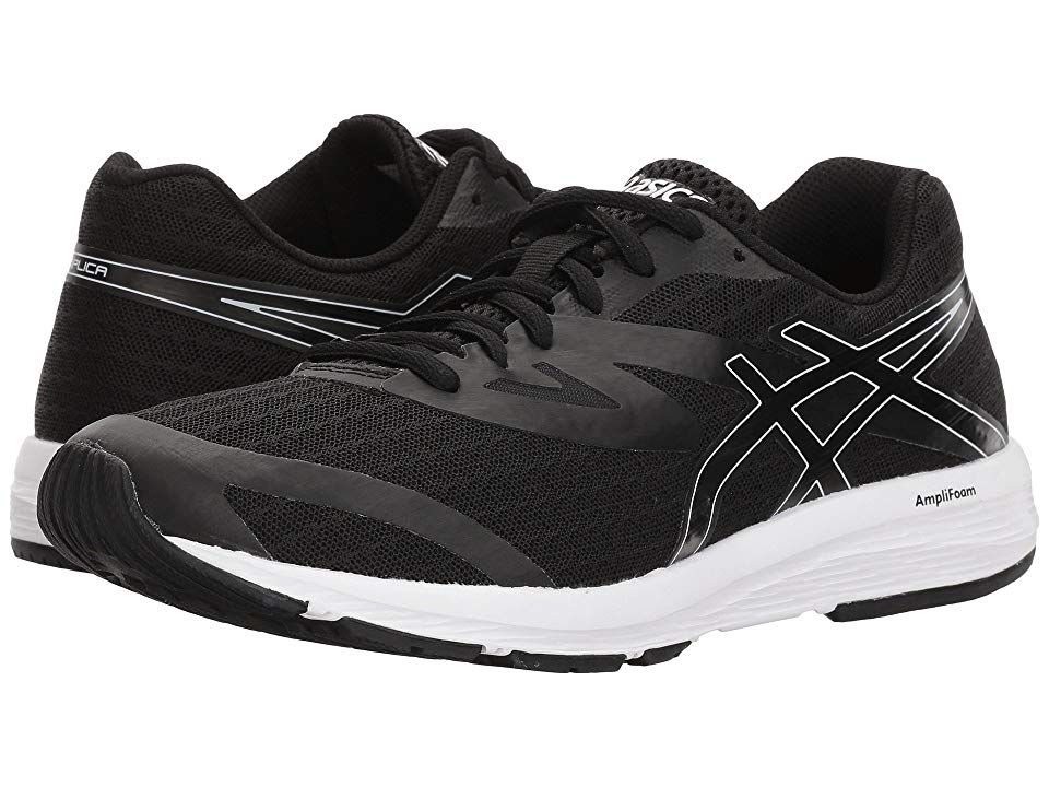 servant second hand Seminar  ASICS Amplica Women's Running Shoes Black/Black/White | Womens running shoes,  Asics running shoes, Best shoes online