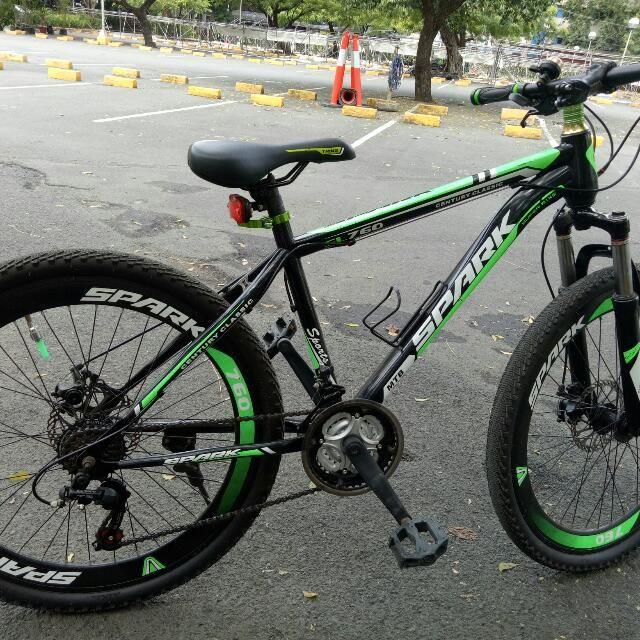 Buy Spark Triple Wall Rim Mountain Bike In Makati City Philippines