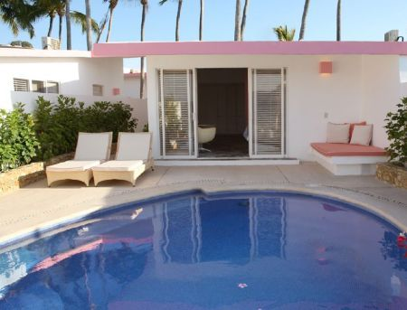 Las Brisas Acapulco- stayed in the \u0027casita\u0027/ featured private pool