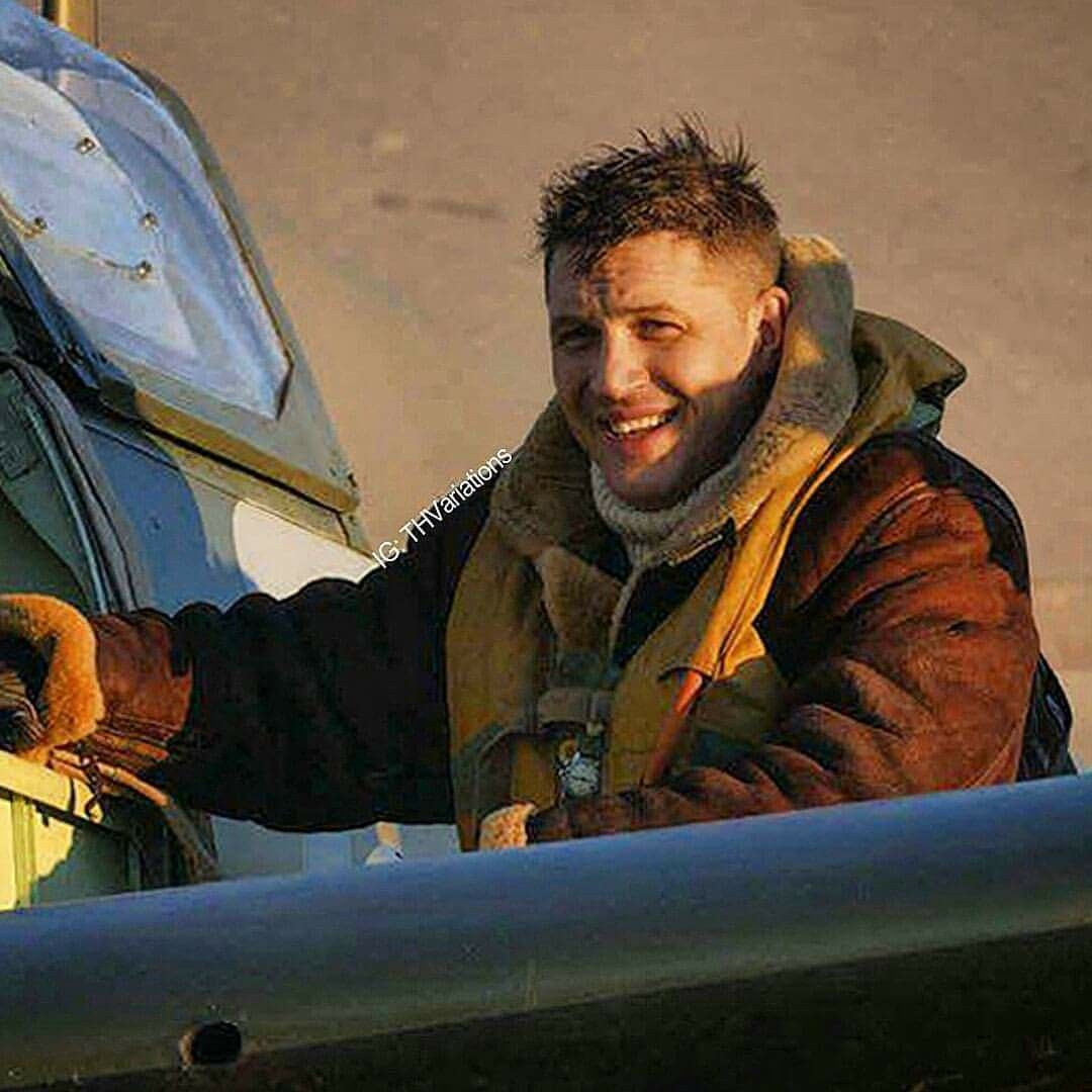 Tom Filming Dunkirk Amp Looking Extra Fine Doing It Tom Hardy In 2019 Tom Hardy Tom Hardy
