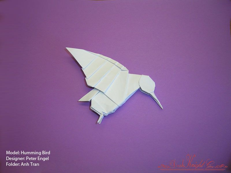 ORIGAMI - Angel Fish 🐠 Origami is a... - STEM Toys and Learning ...   600x800
