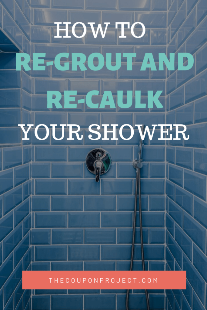 how to regrout a shower wall unugtp