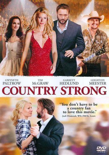 Country Strong Dvd 2010 Cartazes De Cinema Cartazes De