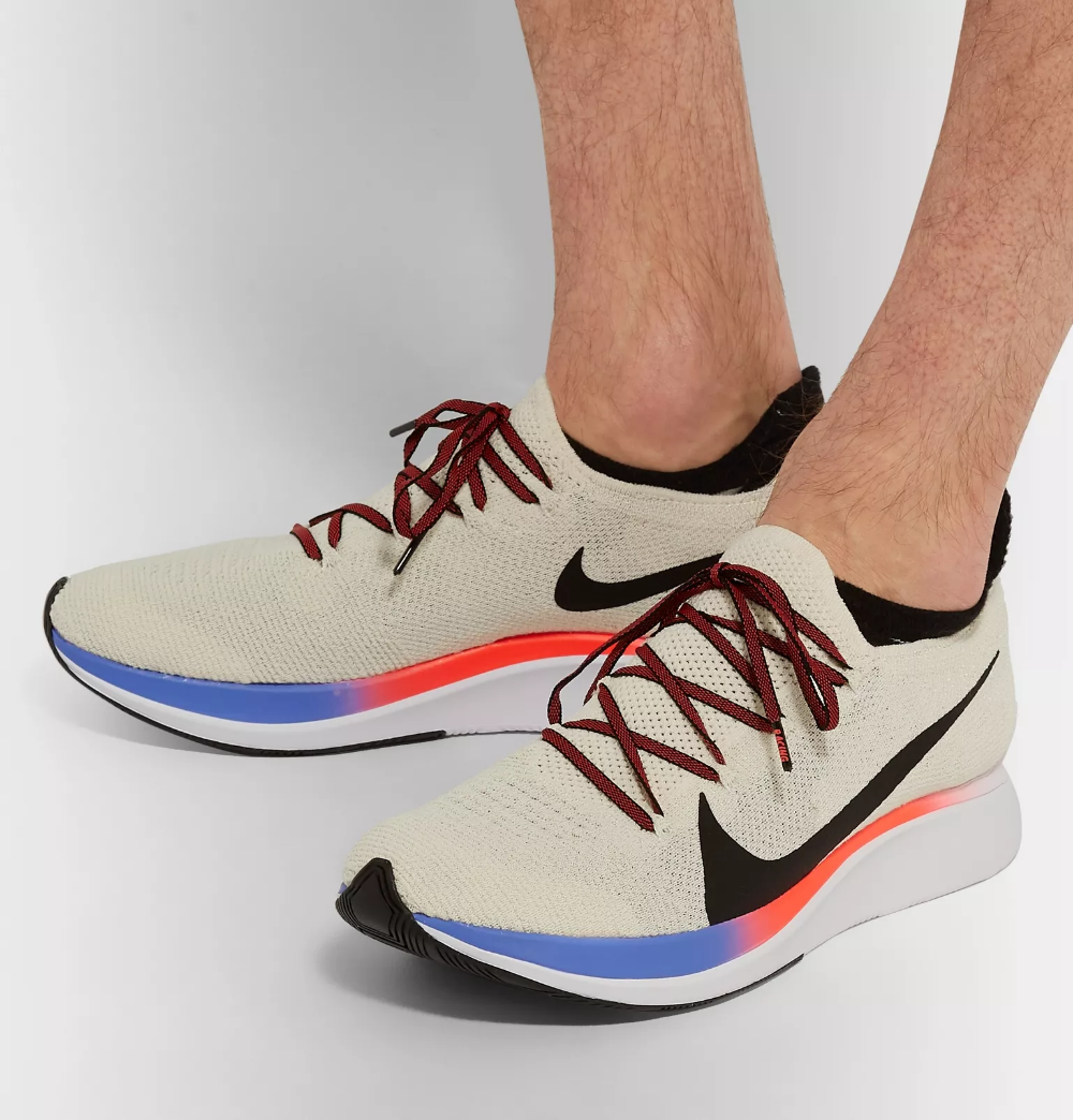 Available Now: Nike Zoom Fly Flyknit Cream •