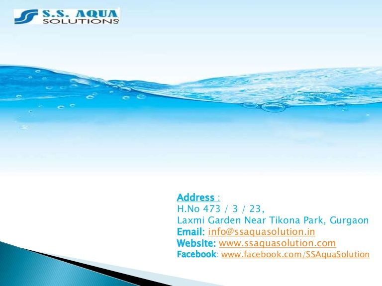 Aqua Fresh Zero B Eureka Forbes Kent Amc Ro Water Purifier Dealer In Gurgaon By Delta Web Srevice Via Slideshare Water Purifier Purifier Ro Water Purifier
